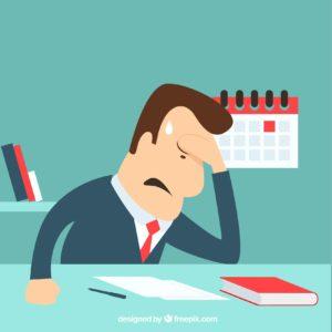 administrador infeliz
