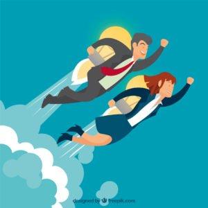 competências do administrador e sucesso
