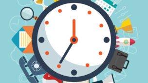 gestão do tempo na prática