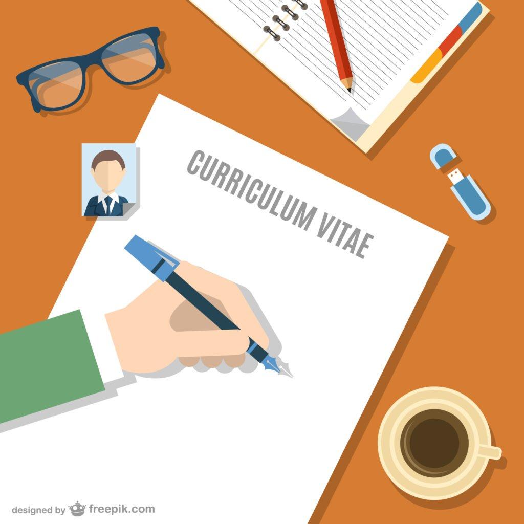 escrever objetivos profissionais para colocar no currículo