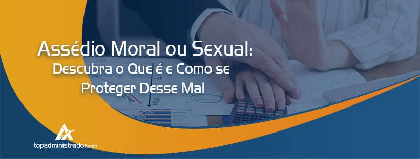 assédio moral ou sexual